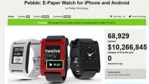 Pebble Watch Image